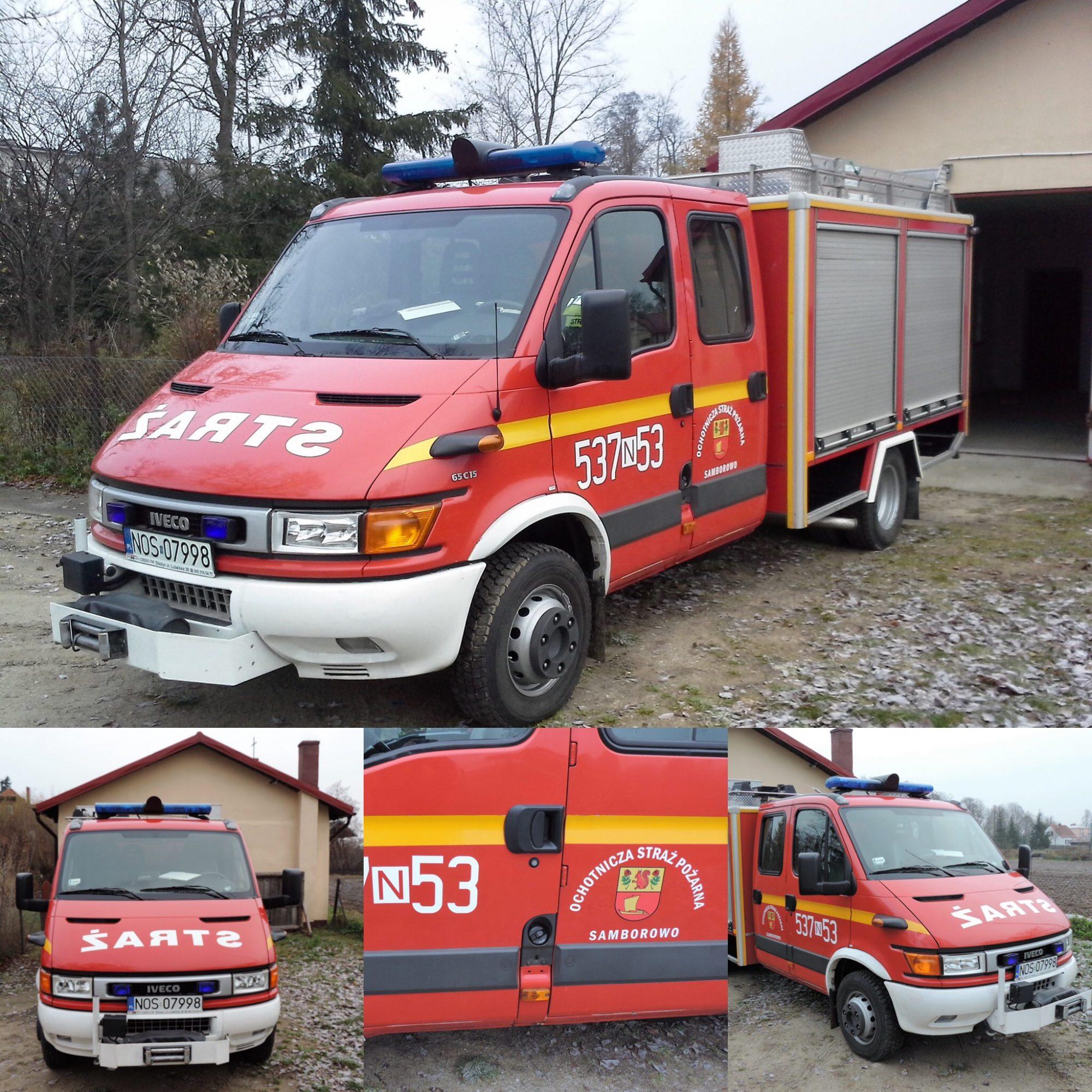 Ochotnicza Straż Pożarna Samborowo